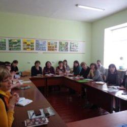 Колегія відділу освіти РДА