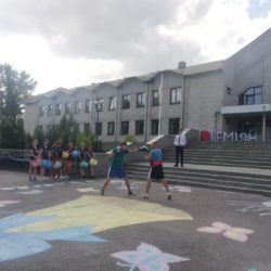 Спортивне свято у Немішаївському НВК