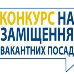 Конкурс на заміщення вакантних посад педагогічних працівників комунальної установи  «Інклюзивно-ресурсний центр»  Бородянської районної ради Київської області