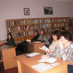 Семінар-практикум «Використання інтерактивних форм і методів роботи у позакласній діяльності закладу освіти»