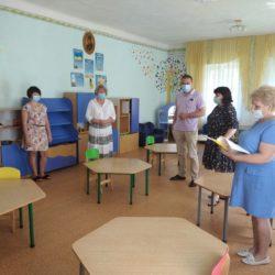 Відновлення роботи закладів дошкільної освіти
